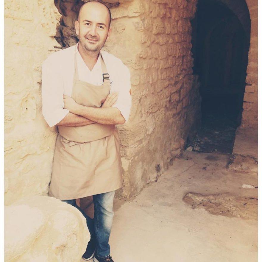 Chef Tolga Kamiloğlu Lyon Street Food Festival