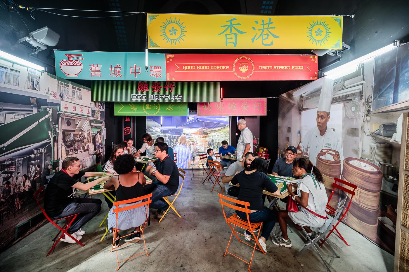 Corner Hong Kong - 2018