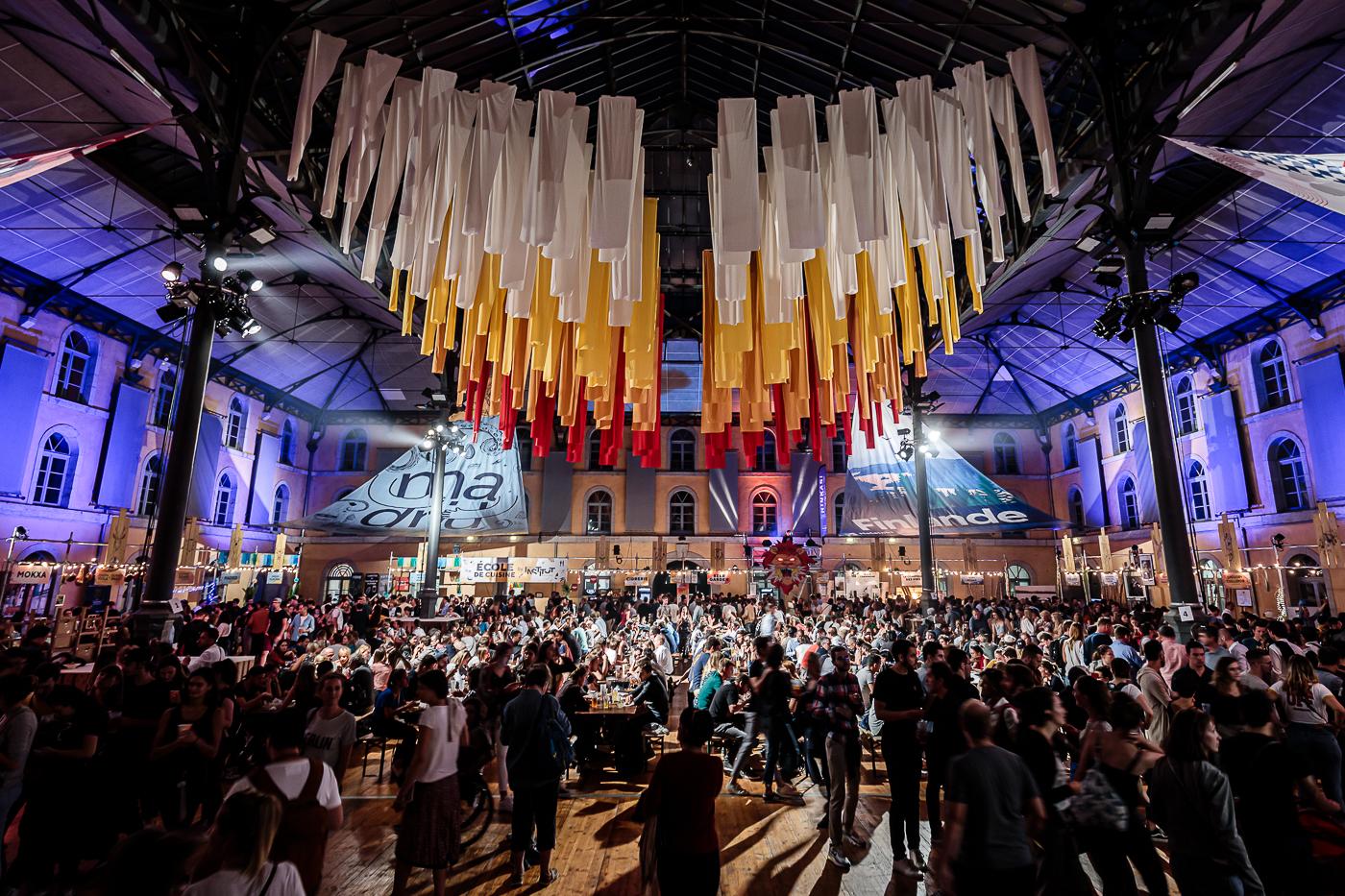 Lyon Street Food Festival | 5ème édition | Du 8 au 11 octobre 2020